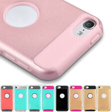 For Apple iPod Touch 5 6 Gen Case Shockproof Rubber Plastic Protective Cover Cap