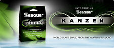 SEAGUAR KANZEN -- 20 lbs - 300 YDS ADVANCE MICROFIBERS SMOOTH CASTING SENSITIVE