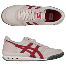 Onitsuka Tiger - Womens Ultimate 81 Shoes/Rose/Red