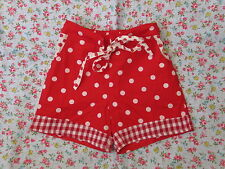 baby girl shorts BNWOT size2&3 with oobi fabric