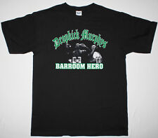 DROPKICK MURPHYS BARROOM HERO IRISH PUNK ROCK FLOGGING MOLLY NEW BLACK T-SHIRT
