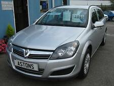 Vauxhall/Opel Astra 1.8 LIFE ESTATE AUTOMATIC