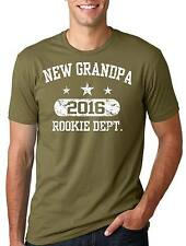 Grandpa T-shirt new Grandpa 2016 Tee Shirt Grandfather Grandpa Tee Shirt