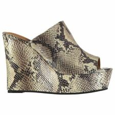Jeffrey Campbell Mansfield Wedges Shoes Casual Womens