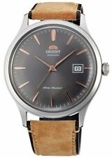 """ORIENT """"Bambino 4"""" Classic Automatic Watch FAC08003A FAC08004D"""
