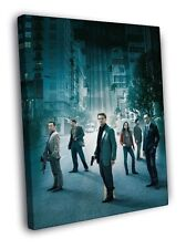 Inception Cast Movie FRAMED CANVAS Print