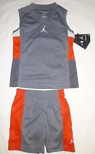 NIKE MICHAEL JORDAN SHIRT SHORTS 2 PIECE SET SIZE 24 MONTHS NWT $46