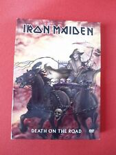 Iron Maiden - Death On The Road DVD+2CD (2005 PAL)