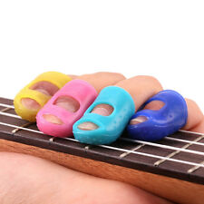 3 PCS New Mix Color Guitar Thumb Picks Finger Picks Plectrum Band       X