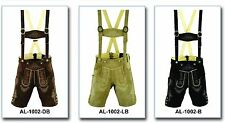 Authentic lederhosen men German bavarian trachten wear oktoberfest