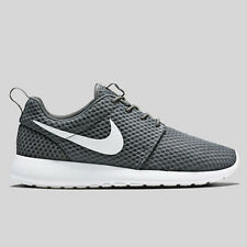 Nike Roshe Run One BR Men Running Shoes Grey White 718552 010 US 7-11