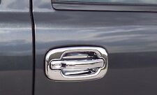 GMC/Chevy Tahoe/Yukon 2004+ Chrome Adhesive Handle Overlays Putco 400010