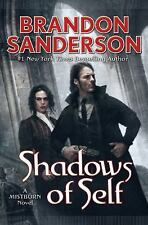 Mistborn #5: Shadows of Self by Brandon Sanderson (2015, Hardcover)