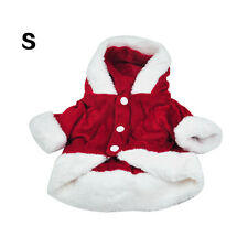 BT Dog Costumes Christmas Angel Wing Dog Coat Santa Suit - Red(S.M.XL.XXL)