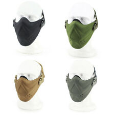 Tactical Mask CS Outdoor Cycling Half Face Lightweight Protector Mask