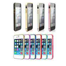 New High Quality Luxury Aluminium Metal Frame Case Cover for iPhone 5/5S