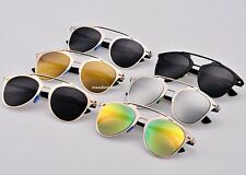 Women Men Fashion Glasses Eyewear Vintage Designer Outdoor Mirror Sunglasses New