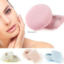 Face Body Powder Puff Cosmetic Makeup Soft Sponge cotton beauty tool  ES9P