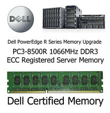 8GB Kit Memory Upgrade Dell PowerEdge R310 PC3-8500R DDR3 ECC Reg Server memory