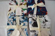NWT Boys Pottery Barn Kids 2 Pc Pajamas Star Wars Batman Spiderman Marvel