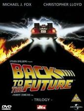 Back To The Future Trilogy (DVD, 2002, 3-Disc Set, Box Set)