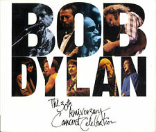 Bob Dylan 2 CD album (Double CD) 30th Anniversary Concert Celebration AST