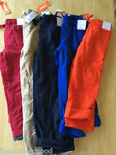 NWT Gymboree Boys Pull on Athletic Fleece lined Gymster Pants 5,6,7,10