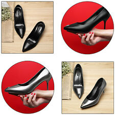 Sexy Women Ladies Pumps High Heel Shoes Pointed Toe Stiletto Court Shoes UK