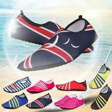 Men Women Beach Skin Shoes Aqua Yoga Exercise Water Sports Pool Slip Surf Socks