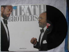THE HEATHER BROTHERS BROTHERLY LOVE VINYL LP RECORD 12""
