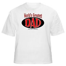 World's Greatest Dad - Basenji T-Shirt - Sizes Small through 5XL