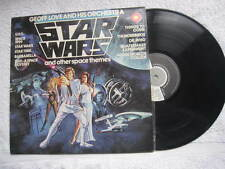 GEOFF LOVE & HIS ORCH STAR WARS & OTHER SPACE THEMES LP VINYL RECORD 12""