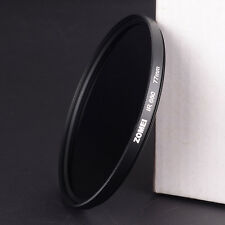 Infrared Filter 77mm Zomei IR Filter 680NM 720NM 760NM 850NM 950NM Optical Glass