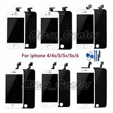 Replacement For iPhone 4/S 5 5S 5C 6 LCD Touch Screen Digitizer Display Assembly