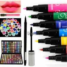 Makeup Eye Lashes / Eyeliner / lipstick / Nail Art Pen Painting Design 8 LM
