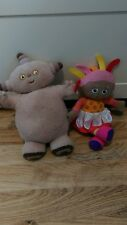 In the night garden talking soft toys