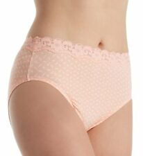 Olga 23067 Without A Stitch Lace Hi Cut Brief Panty