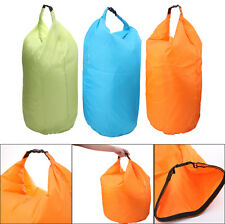 70L Waterproof Dry Bag Water Resistant Canoe Floating Boating Kayaking Camping