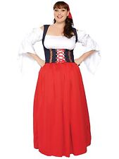 Swiss Miss Women's Sexy Plus Costume