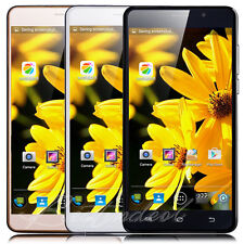 """Unlocked 6.0"""" Quad Core 2 Sim AT&T T-Mobile Android 3G GSM GPS Smart Cell Phone"""
