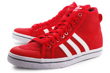 ADIDAS HONEY STRIPES MID SHOE SHOES ORIGINAL RED (PRICE IN SHOP 79EUROS)