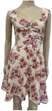Miss Selfridge Women's Retro Vintage 50's Floral Tea Dress Sizes 6, 8, 10, 12
