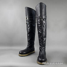 Final Fantasy Ⅶ Sephiroth(AC) Cosplay Shoes Boots