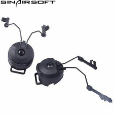 FAST Helmet ADAPTER SET Peltor Comtac Headset Ops Core Helmet ARC Rail Adapter