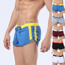 Cool Summer Casual Pants Mens Short Trousers Sport Wear Trunks Swimming Shorts