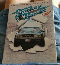 Smokey And The Bandit Collection (DVD,  Pursuit Pack) USA region 1 import