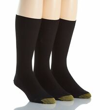 Gold Toe 101S Metropolitan Crew Dress Socks - 3 Pack