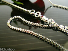 925 silver Chain m. jewelry bag Venetian Necklace solid Sterling silver NEW