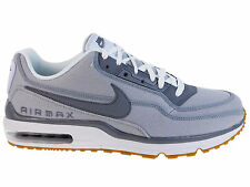 NEW MENS NIKE AIR MAX LTD 3 TRAINERS CASUAL SHOES WOLF GREY / WHITE / GUM LIGHT