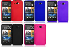 Faceplate Protector Hard Cover Case for HTC Desire 601 4G LTE HTC Zara Phone